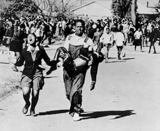 Massacre de Soweto - Hector Peterson